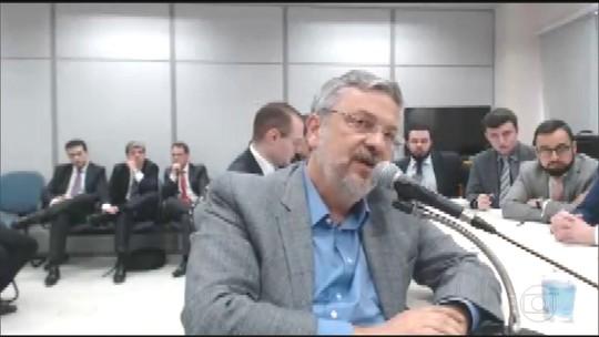 STF mantém prisão preventiva de Palocci determinada por Sérgio Moro