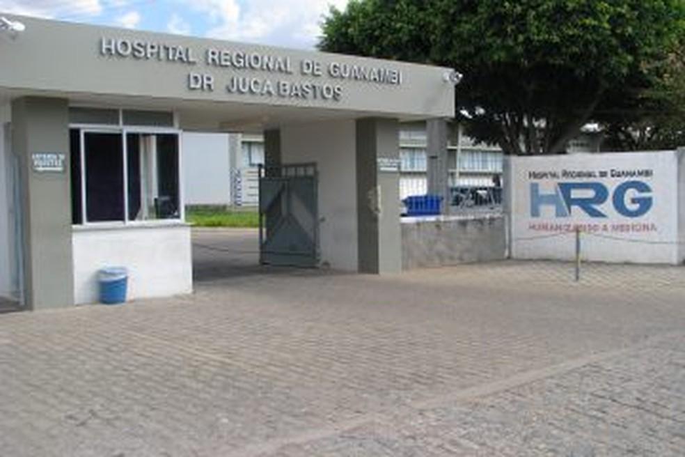 Hospital Regional de Guanambi — Foto: Divulgação