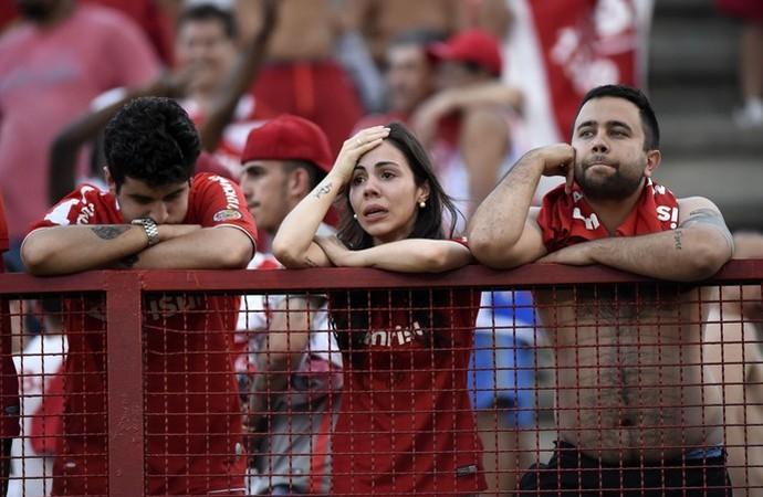 Torcida Inter (Foto: André Durão/GloboEsporte.com)