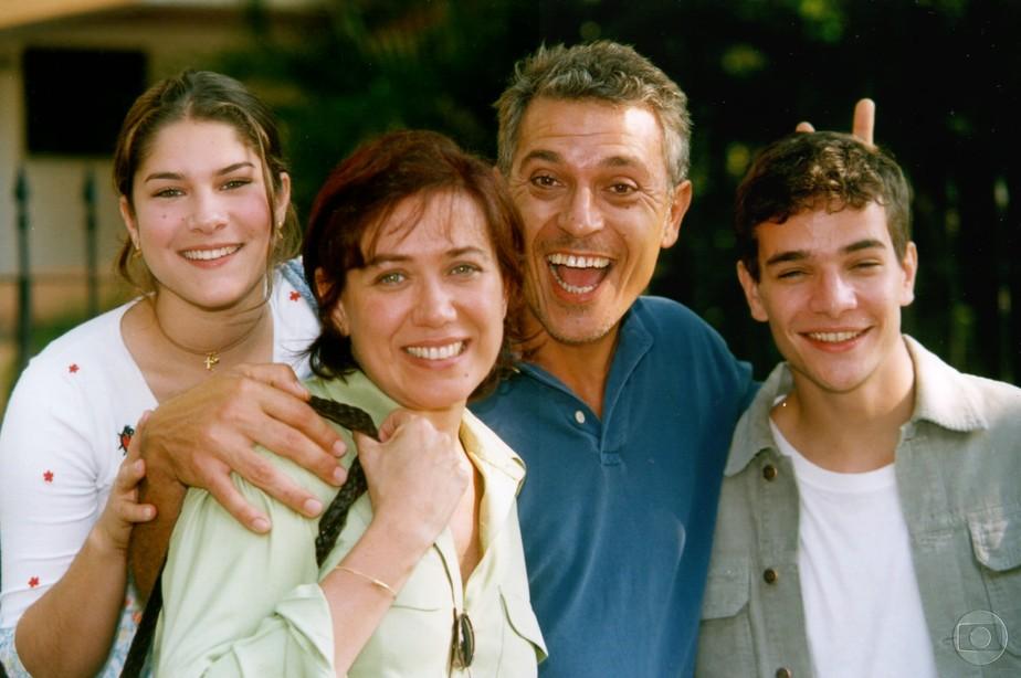 Lilia Cabral lembra papel em Malhação: 'Minha primeira protagonista'