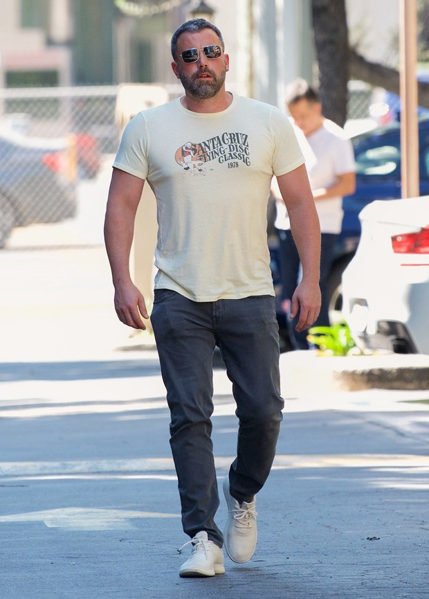 Ben Affleck (Foto: BackGrid)