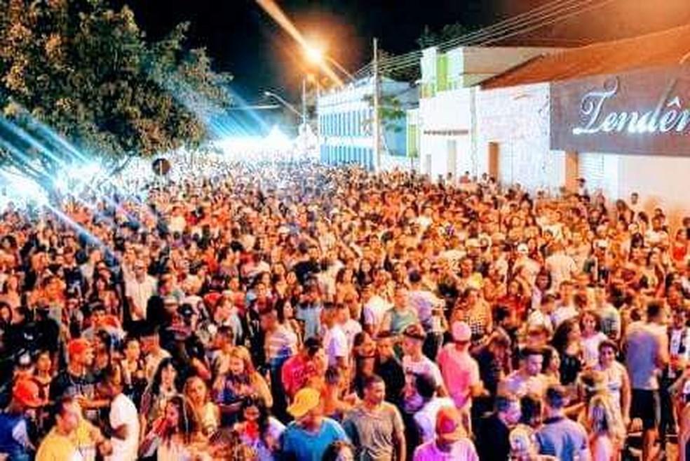 Treze bandas regionais vão agitar o carnaval em Januária — Foto: Prefeitura/ Divulgação