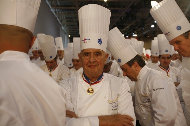 O chef Paul Bocuse (Foto: Getty Images)