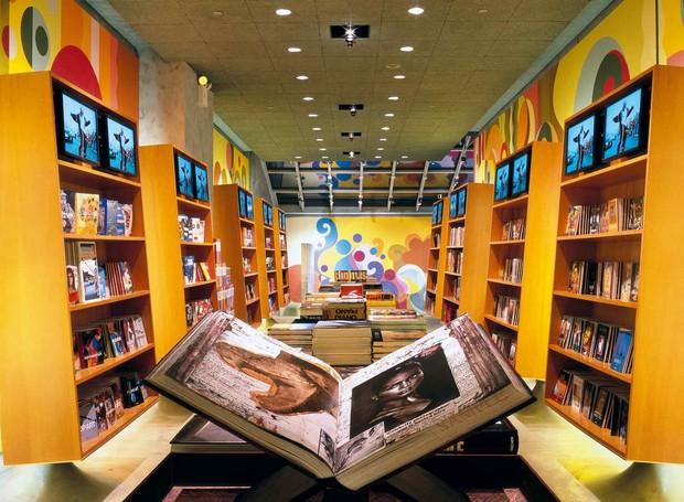 taschen-livraria-ny (Foto: Divulgação)
