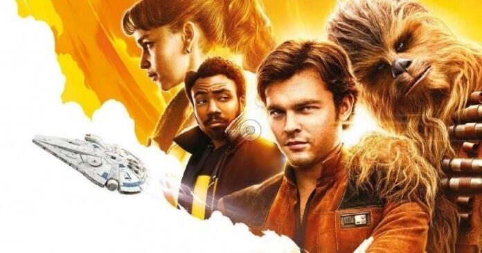 Protagonistas de Solo: A Star Wars Story (Foto: Divulgação)