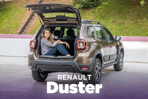 Vídeo: Renault Duster (Foto: Divulgação)
