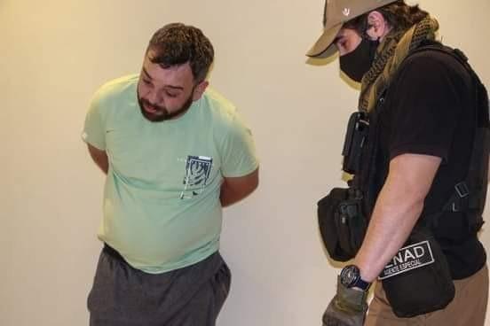 Foragido apontado pela Justiça como chefe de organização criminosa do RS é preso no Paraguai