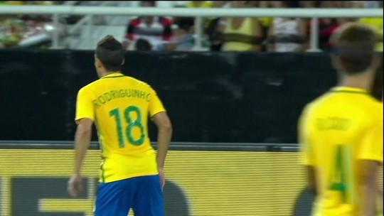 Arnaldo diz que jogo contra Alemanha é vital para Seleção; Caio elogia Willian e prevê chance a Douglas Costa