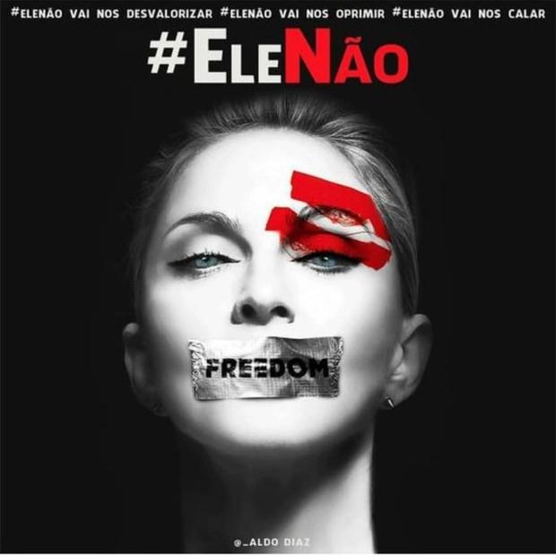 #EleNão e #EleSim: o que representam os movimento de mulheres contra e pró Bolsonaro