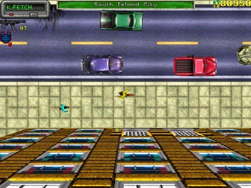 Grand Theft Auto (Foto: Divulgação)