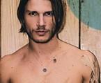 Rodrigo Hilbert no começo da carreira | Reprodução Instagram