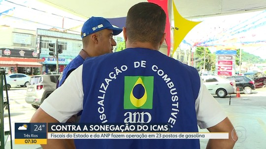 Fiscalização mira 23 postos de gasolina do RJ que teriam deixado de repassar de R$ 19 milhões