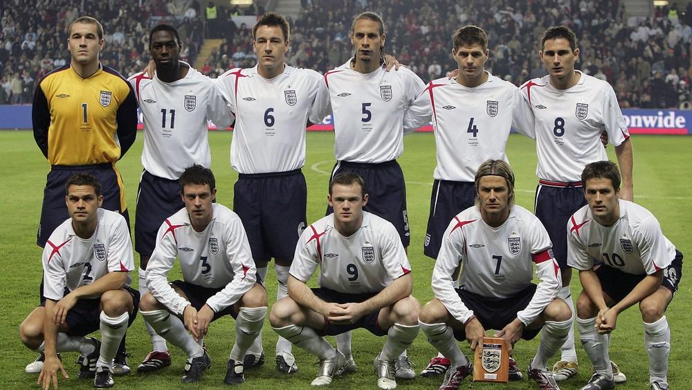 Inglaterra Bola de Ouro Quiz
