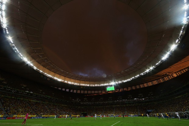 Estádio Mané Garrincha (Foto: Getty Images)
