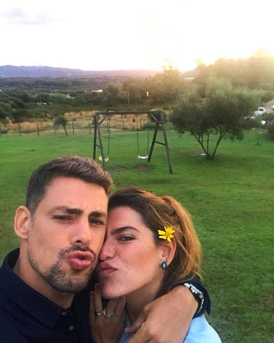 Cauã Reymond e Mariana Goldfarb (Foto: Instagram/ Reprodução)
