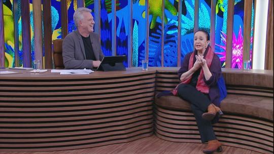 Pedro Bial homenageia o balé brasileiro com Márcia Haydée: 'Trabalhava dez horas por dia'