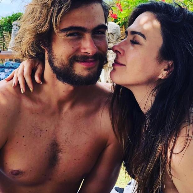 Tatá Werneck e Rafael Vitti (Foto: Reprodução Instagram)