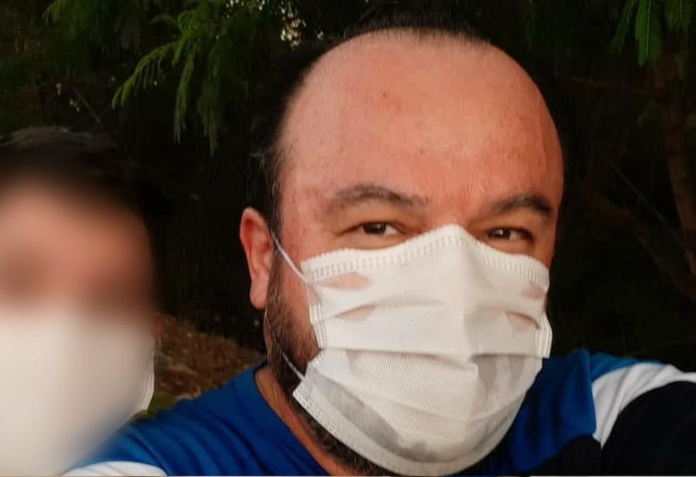 Médico infectologista foi morto com um tiro durante assalto em Guarujá, SP — Foto: Reprodução/Instagram