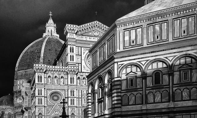 A catedral Duomo de Florença