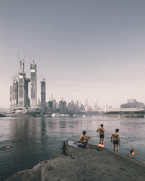 Zhu Wenqiao, da China, registrou projeto do escritório Safdie Architects (Foto: Architectural Photography Awards/Reprodução)
