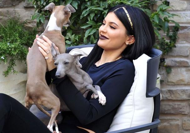 Kylie Jenner, Normie e Bambi (Foto: Instagram/Reprodução)