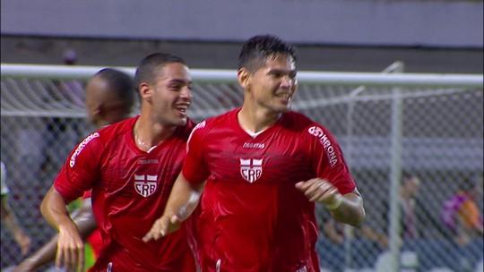 De volta ao time, Edson Henrique elogia postura do CRB: ''Bom desempenho e grande resultado''