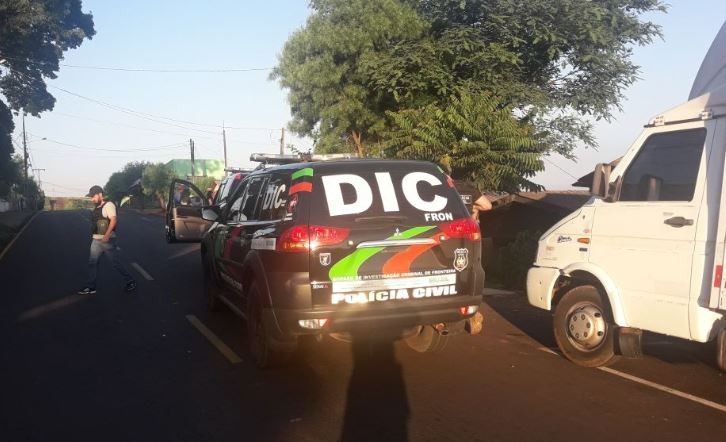 18 suspeitos de roubar veículos pesados no Oeste de SC são presos