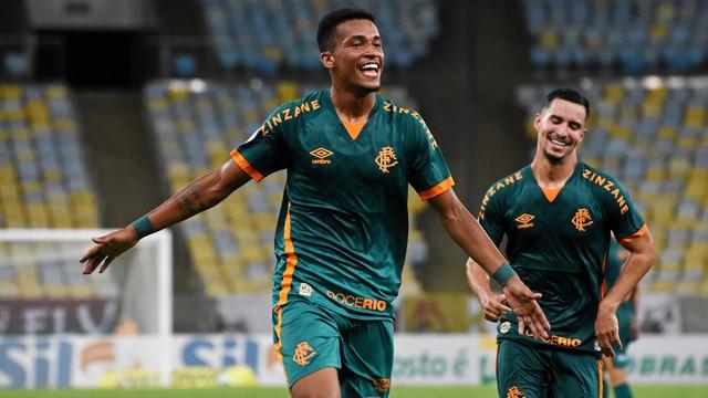 Marcos Paulo foi o nome da vitória do Fluminense com dois gols e uma assistência