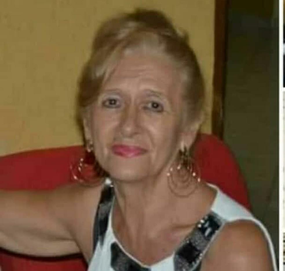 Elza Aparecida Flores Santos foi sequestrada em Goiás e morta em Mato Grosso (Foto: Arquivo pessoal)