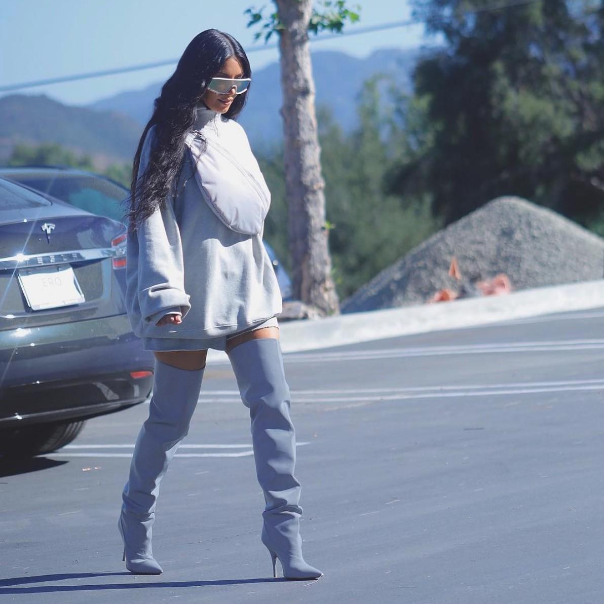 Kim Kardashian (Foto: Instagram Kim Kardashian/ Reprodução)