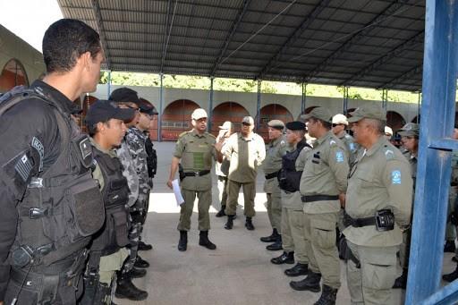 Justiça determina uso de força policial contra atos de campanha em cidades do Sul do Piauí