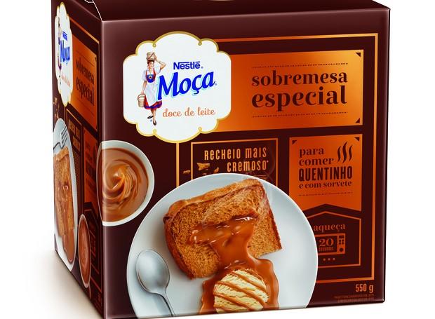 panettone-de-doce-leite (Foto: Divulgação)