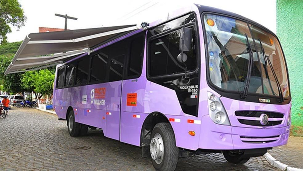 Macaé, RJ, recebe Ônibus Lilás com ações gratuitas de combate à violência contra mulher nesta segunda-feira