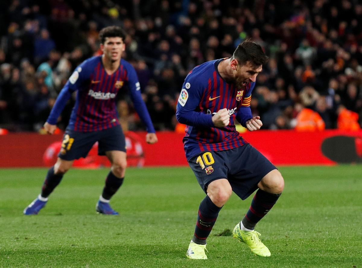 0ceacffda8 Destaque em reação do Barcelona