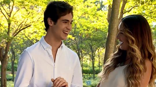 Danilo Mesquita se compara a Valentim, de 'Segundo Sol', e canta 'Axé Pelô'