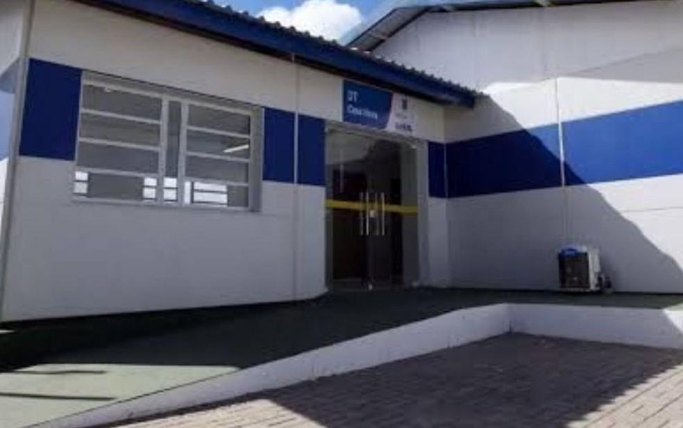 Delegacia de Casa Nova, norte da Bahia — Foto: Divulgação/Polícia Civil