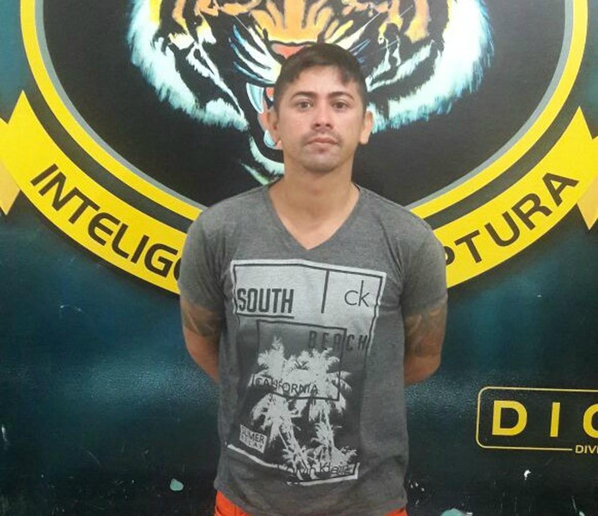 Foragido acusado de tráfico de drogas é preso na casa de familiar em Boa Vista