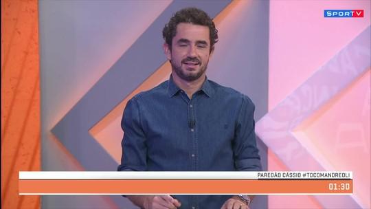 Felipe Andreoli diz que Cássio está entre os três melhores goleiros do mundo