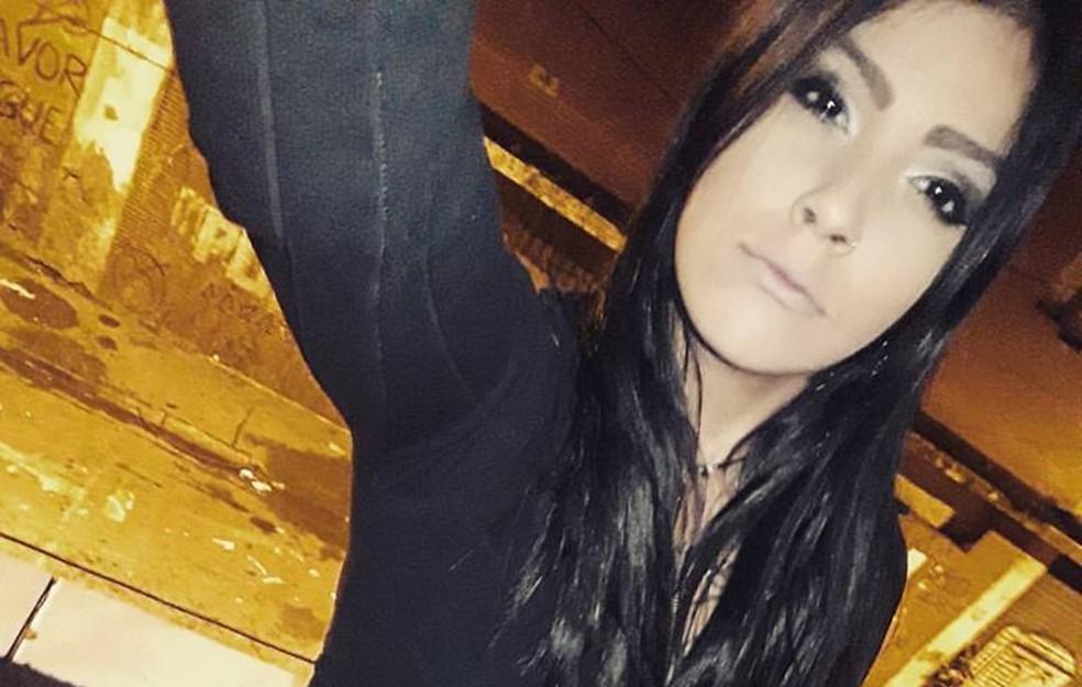 Gabrielly morava em São Vicente, SP, segundo informações da polícia (Foto: Arquivo Pessoal)