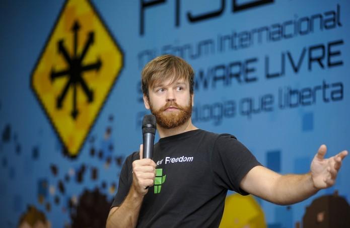 Torsten Grote (Foto: Divulgação/Camila Cunha - FISL)