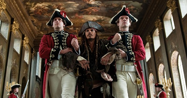 Piratas do Caribe: Navegando em Águas Misteriosas (2011) (Foto: Divulgação)