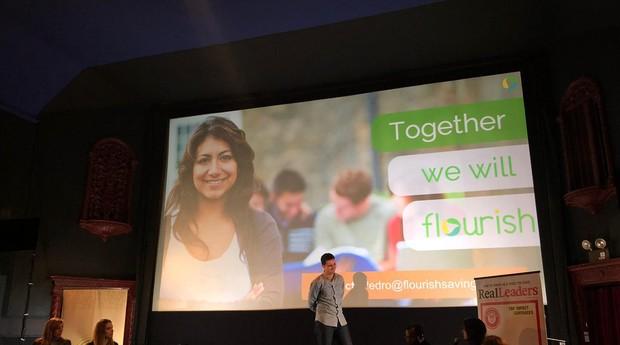 Pedro Moura, da startup Flourish (Foto: Divugação)