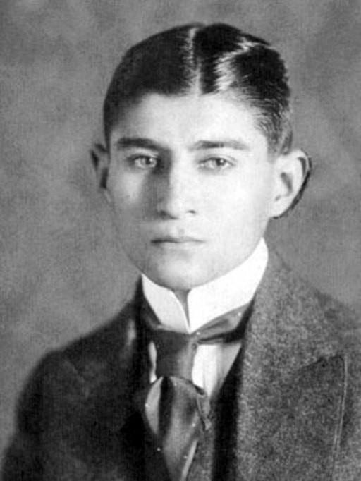 Franz Kafka em 2010 (Foto: Zdroj [Public domain], via Wikimedia Commons)