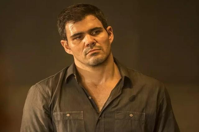 Juliano Cazarré é Magno em 'Amor de mãe' (Foto: Reprodução)