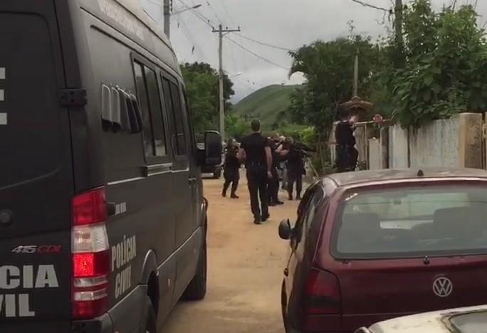 Operação Coliseu combate tráfico de drogas em Vassouras, Valença e Mendes  - Radio Evangelho Gospel
