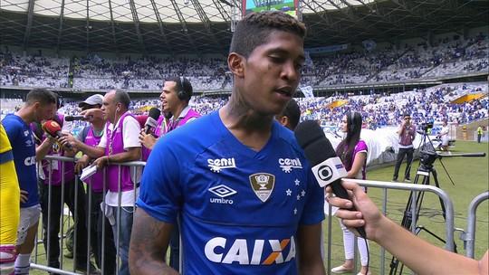 Hora do protagonismo: sem Fred, Raniel tem chance de afirmação no Cruzeiro