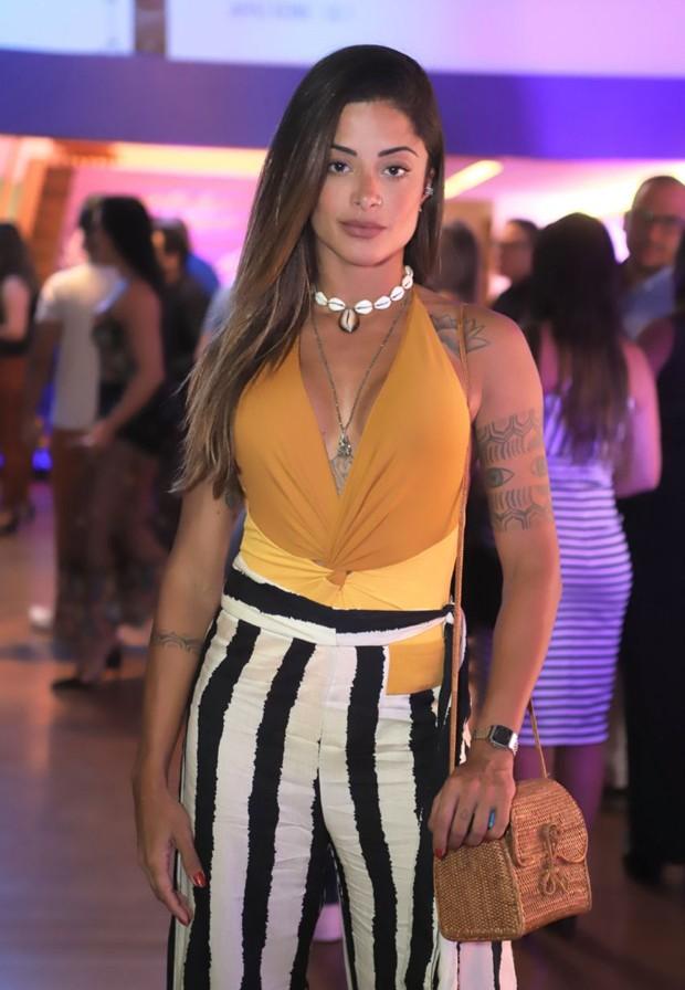 Aline Riscado (Foto: Daniel Pinheiro/AgNews)