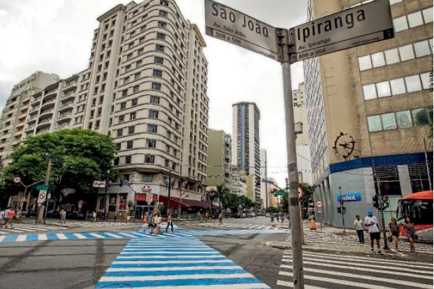 Quem decide o nome das ruas no Brasil? (Foto: Folhapress)