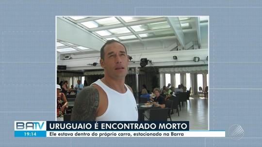 Polícia apura morte de uruguaio encontrado dentro de carro no bairro da Barra, em Salvador