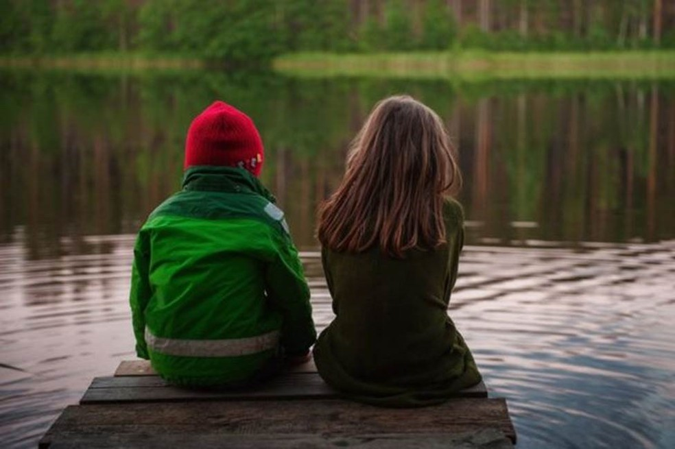 Meninos e meninas podem reagir de formas distintas aos conflitos interparentais (Foto: Getty Images)